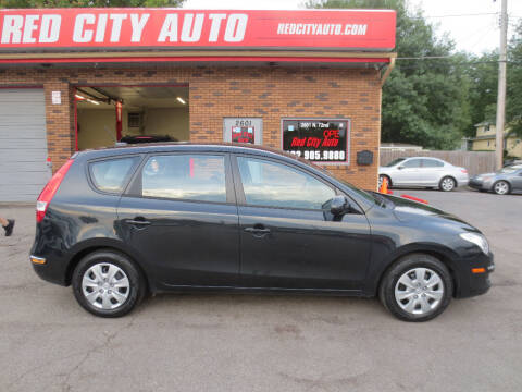 2010 Hyundai Elantra Touring for sale at Red City  Auto in Omaha NE