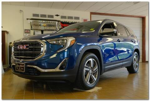 2020 GMC Terrain for sale at STRICKLAND AUTO GROUP INC in Ahoskie NC