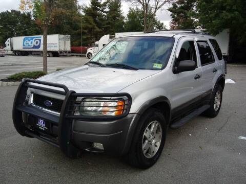 2004 Ford Escape for sale at B&B Auto LLC in Union NJ
