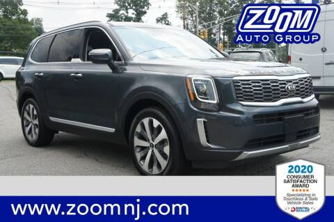2020 Kia Telluride for sale at Zoom Auto Group in Parsippany NJ