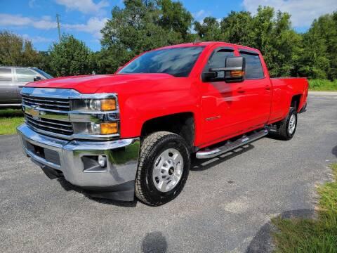 2016 Chevrolet Silverado 2500HD for sale at Gator Truck Center of Ocala in Ocala FL