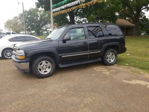 2006 Chevrolet Tahoe for sale at Frontline Auto Sales in Martin TN