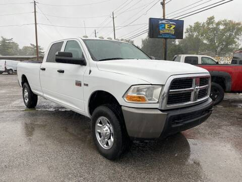 2011 RAM Ram Pickup 2500 for sale at 2EZ Auto Sales in Indianapolis IN