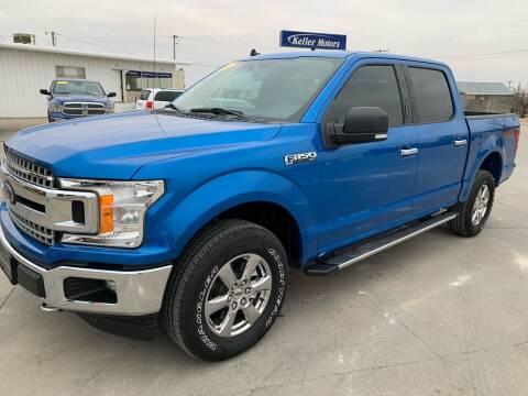2020 Ford F-150 for sale at Keller Motors in Palco KS