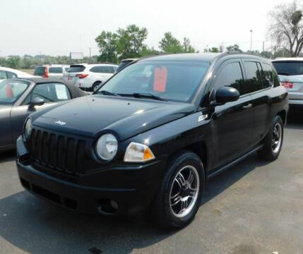 2007 Jeep Compass for sale at Will Deal Auto & Rv Sales in Great Falls MT