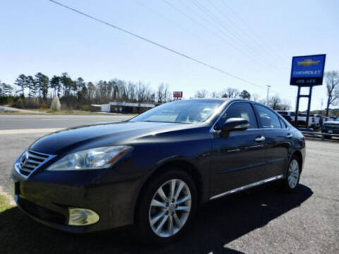 2010 Lexus ES 350 for sale at Joe Lee Chevrolet in Clinton AR