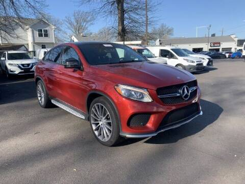 2017 Mercedes-Benz GLE for sale at EMG AUTO SALES in Avenel NJ