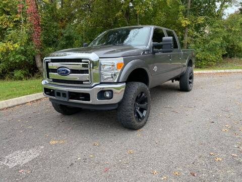 2012 Ford F-250 Super Duty for sale at Unique Auto Sales in Knoxville TN