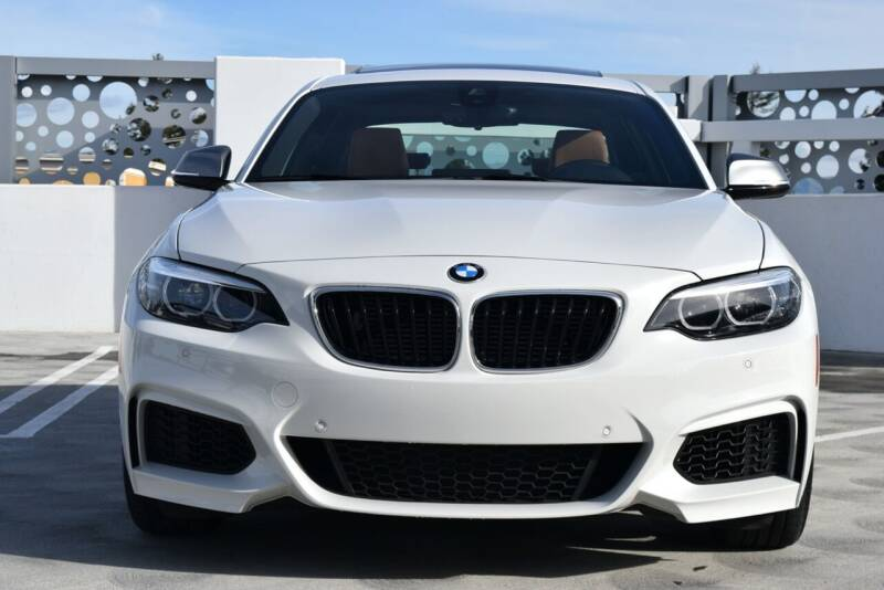 2018 BMW 2 Series for sale at Rovcanin Motors in San Jose CA