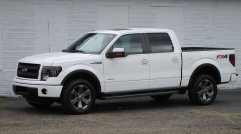 2013 Ford F-150 for sale at Kohmann Motors & Mowers in Minerva OH