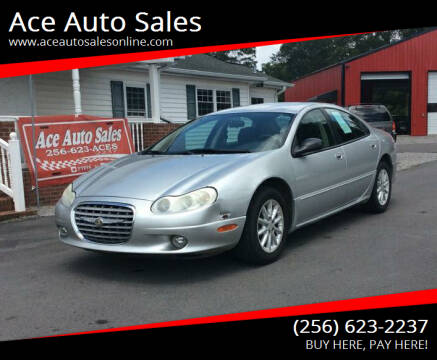 2003 Chrysler Concorde for sale at Ace Auto Sales - $1000 DOWN PAYMENTS in Fyffe AL