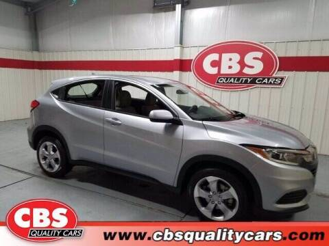 2019 Honda HR-V for sale at CBS Quality Cars in Durham NC