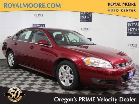 2011 Chevrolet Impala for sale at Royal Moore Custom Finance in Hillsboro OR