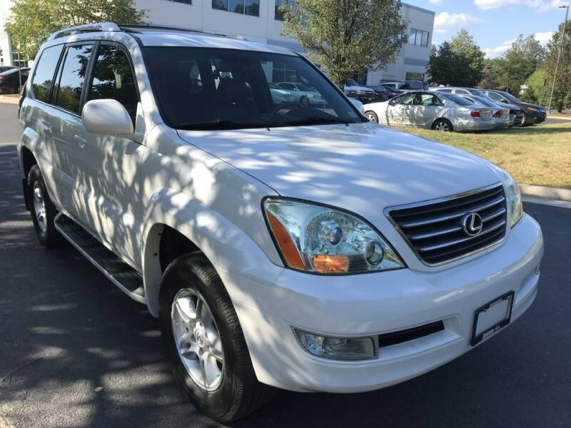 2007 Lexus GX 470 for sale at Dotcom Auto in Chantilly VA