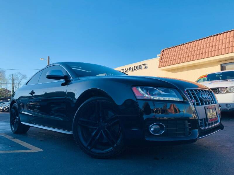 2009 Audi S5 for sale at Alpha AutoSports in Roseville CA