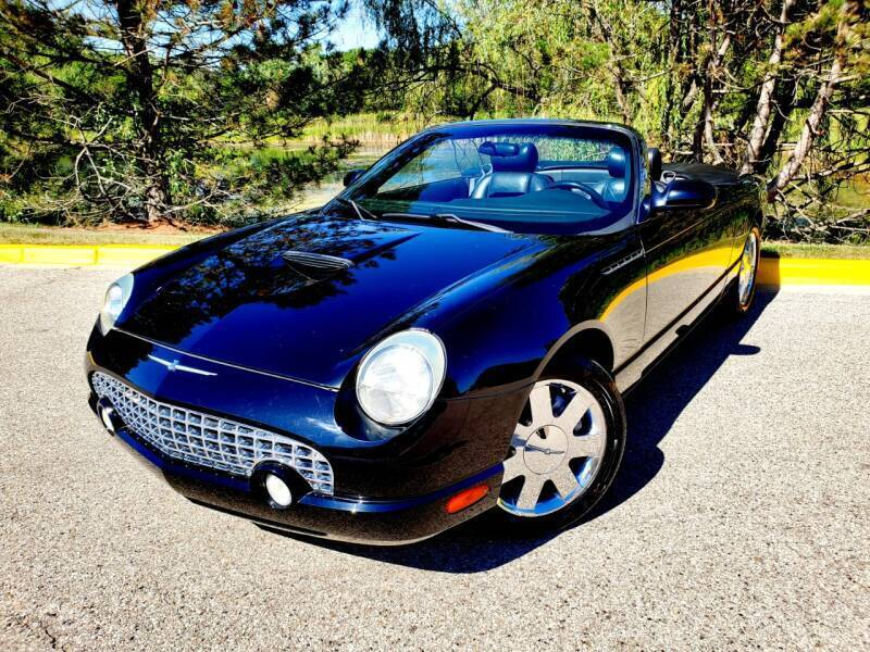 2002 Ford Thunderbird for sale at Excalibur Auto Sales in Palatine IL