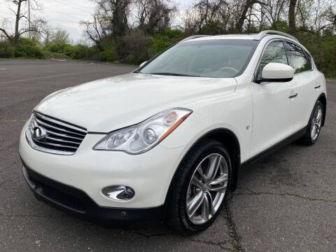 2014 Infiniti QX50 for sale at Professionals Auto Sales in Philadelphia PA
