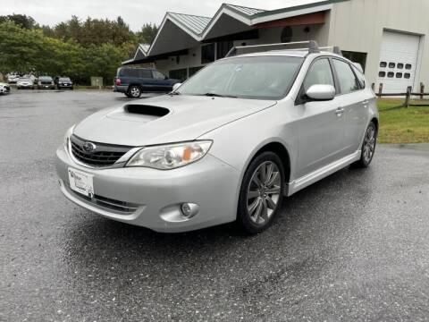 2009 Subaru Impreza for sale at Williston Economy Motors in South Burlington VT