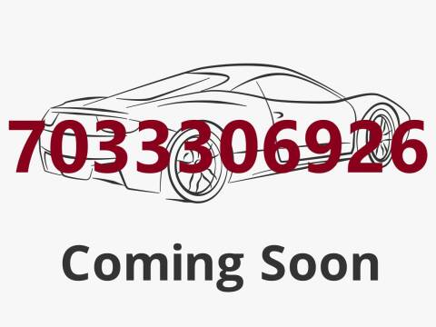 2013 Ford E-Series Chassis for sale at MANASSAS AUTO TRUCK in Manassas VA