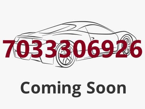 2015 Ford E-Series Chassis for sale at MANASSAS AUTO TRUCK in Manassas VA