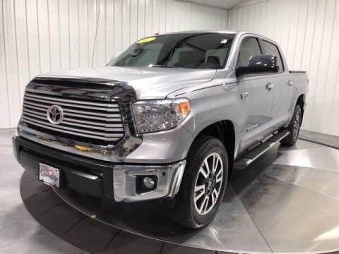 2017 Toyota Tundra for sale at HILAND TOYOTA in Moline IL