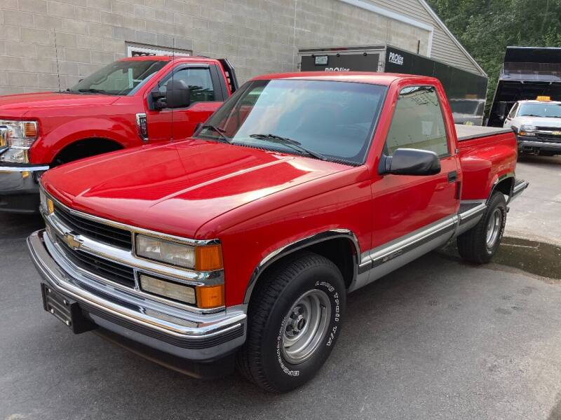 1995 Chevrolet C/K 1500 Series for sale at Old Time Auto Sales, Inc in Milford MA