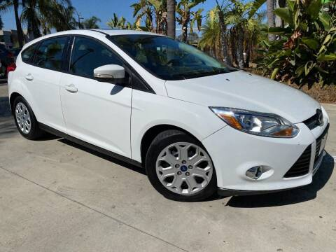 2012 Ford Focus for sale at Luxury Auto Lounge in Costa Mesa CA