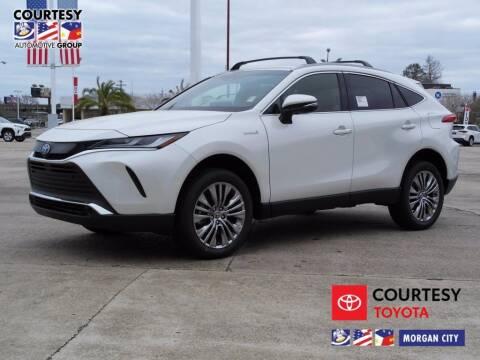 2021 Toyota Venza for sale at Courtesy Toyota & Ford in Morgan City LA