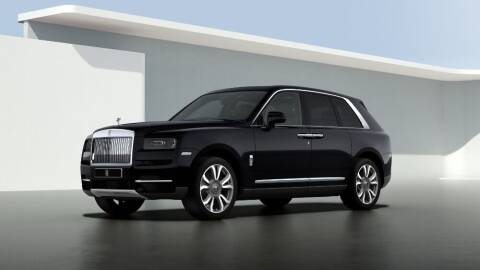 2021 Rolls-Royce Cullinan for sale at Bespoke Motor Group in Jericho NY