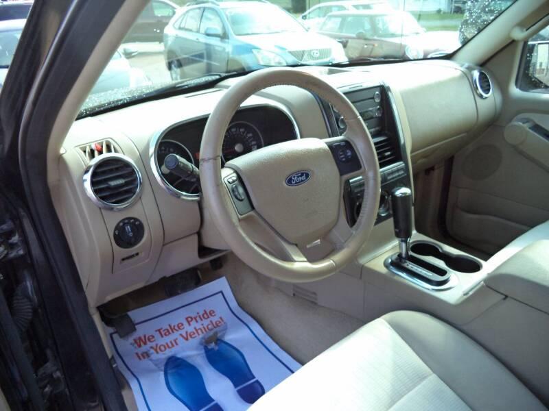 2008 Ford Explorer 4x2 XLT 4dr SUV (V6) - Sioux City IA