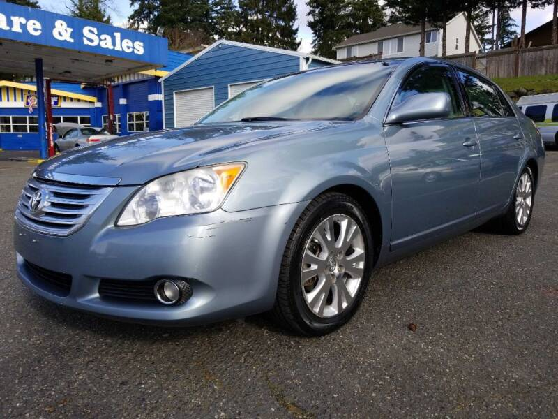 2008 Toyota Avalon for sale at Shoreline Family Auto Care And Sales in Shoreline WA