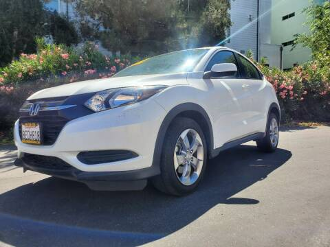 2018 Honda HR-V for sale at ALL CREDIT AUTO SALES in San Jose CA