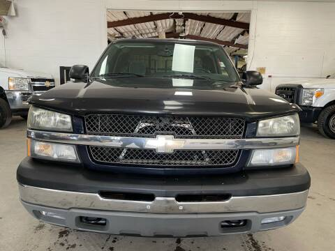 2005 Chevrolet Silverado 1500 for sale at Ricky Auto Sales in Houston TX