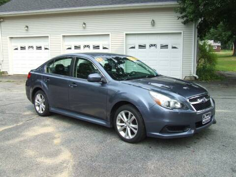 2013 Subaru Legacy for sale at DUVAL AUTO SALES in Turner ME