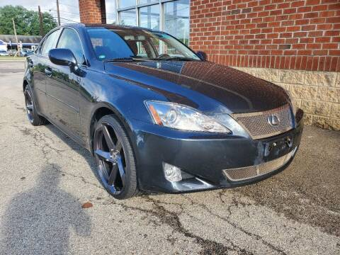 2008 Lexus IS 250 for sale at Auto Pros in Youngstown OH