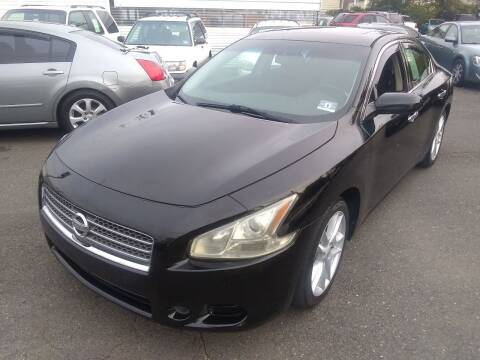 2010 Nissan Maxima for sale at Wilson Investments LLC in Ewing NJ