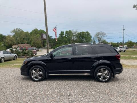 2016 Dodge Journey for sale at Joye & Company INC, in Augusta GA