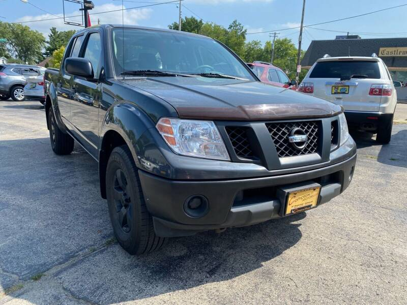 2010 Nissan Frontier for sale at COMPTON MOTORS LLC in Sturtevant WI