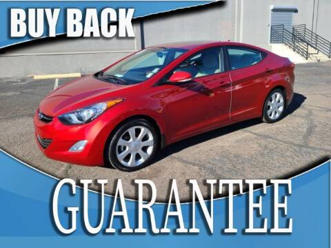 2013 Hyundai Elantra for sale at Reliable Auto Sales in Las Vegas NV