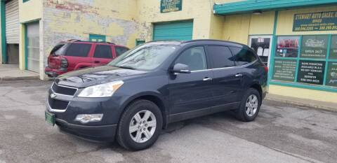 2011 Chevrolet Traverse for sale at Stewart Auto Sales Inc in Central City NE