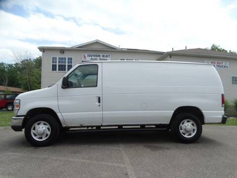 2009 Ford E-Series Cargo for sale at SOUTHERN SELECT AUTO SALES in Medina OH