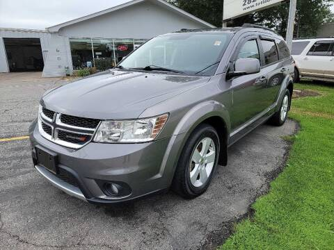 2012 Dodge Journey for sale at Lakeshore Auto Wholesalers in Amherst OH