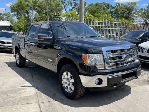 2014 Ford F-150 for sale at SOUTHFIELD QUALITY CARS in Detroit MI