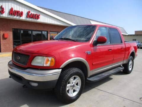 2003 Ford F-150 for sale at Eden's Auto Sales in Valley Center KS