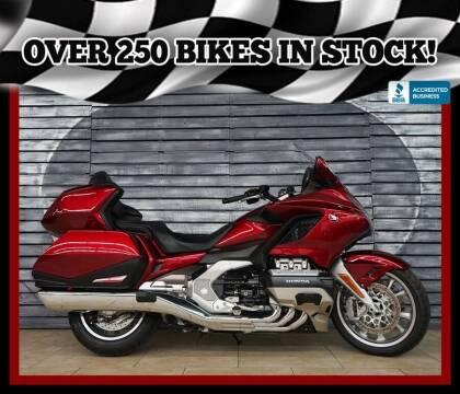 2018 Honda Goldwing for sale at AZMotomania.com in Mesa AZ
