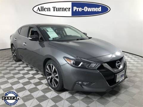 2017 Nissan Maxima for sale at Allen Turner Hyundai in Pensacola FL