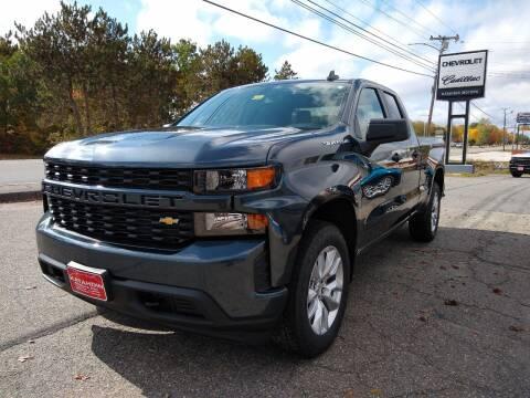 2020 Chevrolet Silverado 1500 for sale at KATAHDIN MOTORS INC /  Chevrolet & Cadillac in Millinocket ME