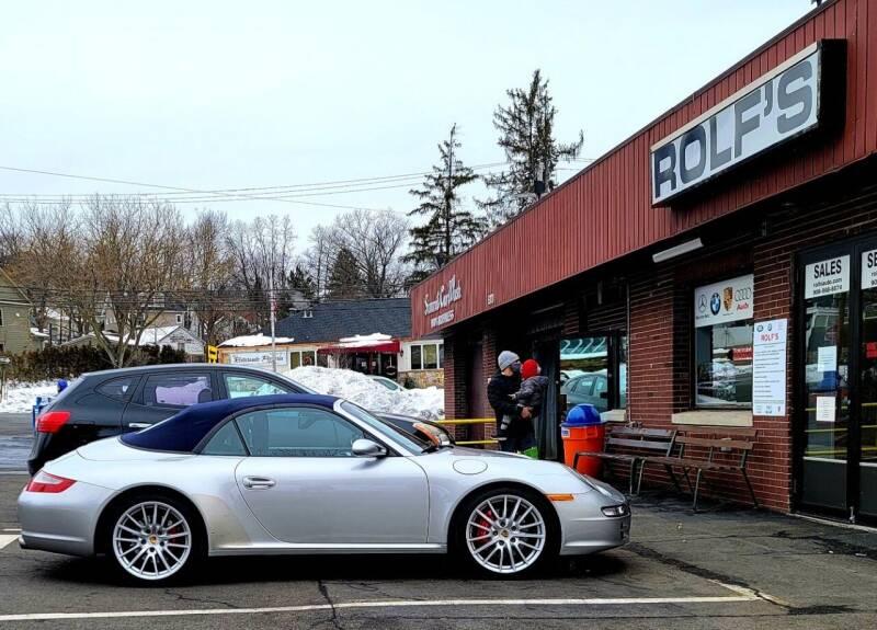 2006 Porsche 911 for sale at Rolfs Auto Sales in Summit NJ