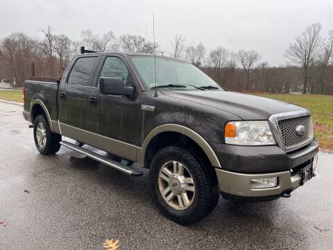 2005 Ford F-150 for sale at 100% Auto Wholesalers in Attleboro MA