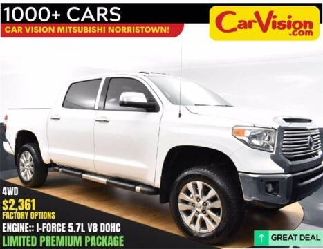 2014 Toyota Tundra for sale at Car Vision Buying Center in Norristown PA